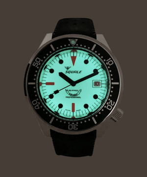 Squale 1521 50 ATMOS Full Luminous - Watchus
