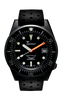 Squale 1521 50 ATMOS Sort PVD - Watchus