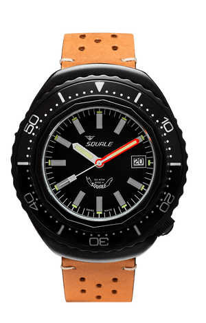 Squale 2002 101 ATMOS Sort PVD - Watchus