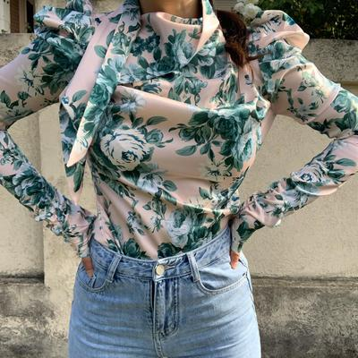 Claudia Oli Top I Floral