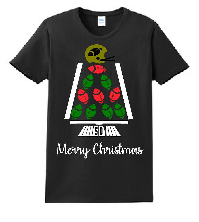 Football Christmas Shirt