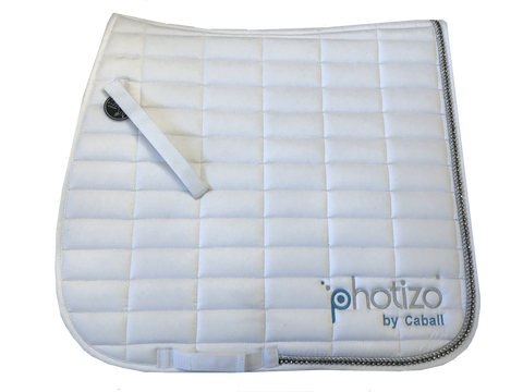 Photizo dressage saddlepad with bling