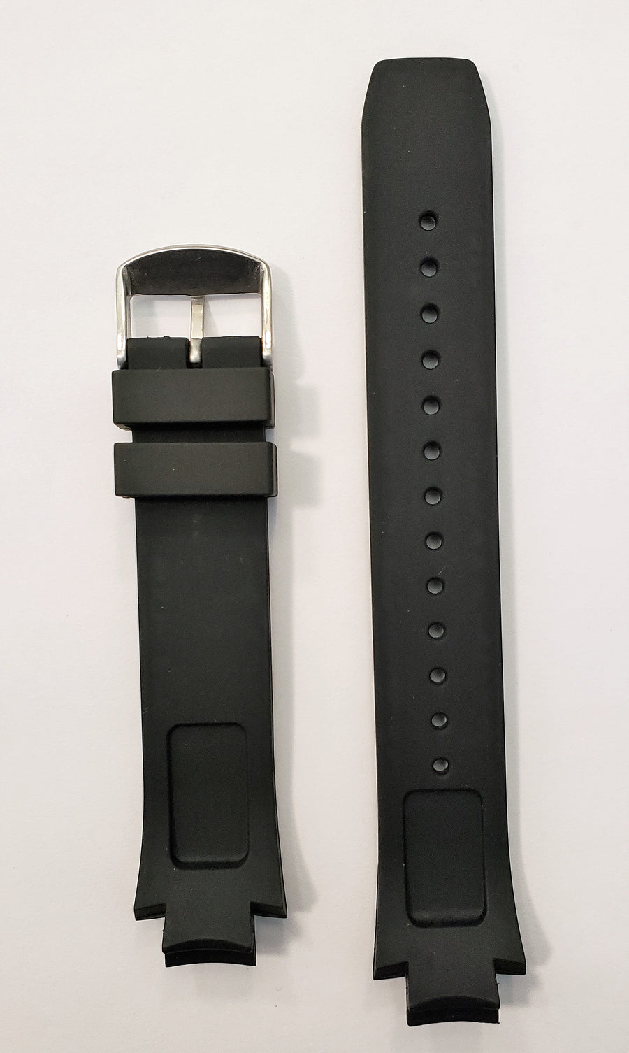 Citizen Diver E168-S061903 Black Rubber Watch Band
