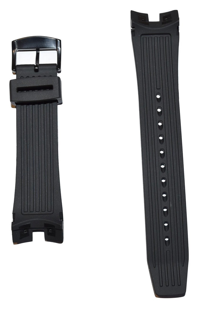 Citizen J810-S099765 Black Rubber Watch Band
