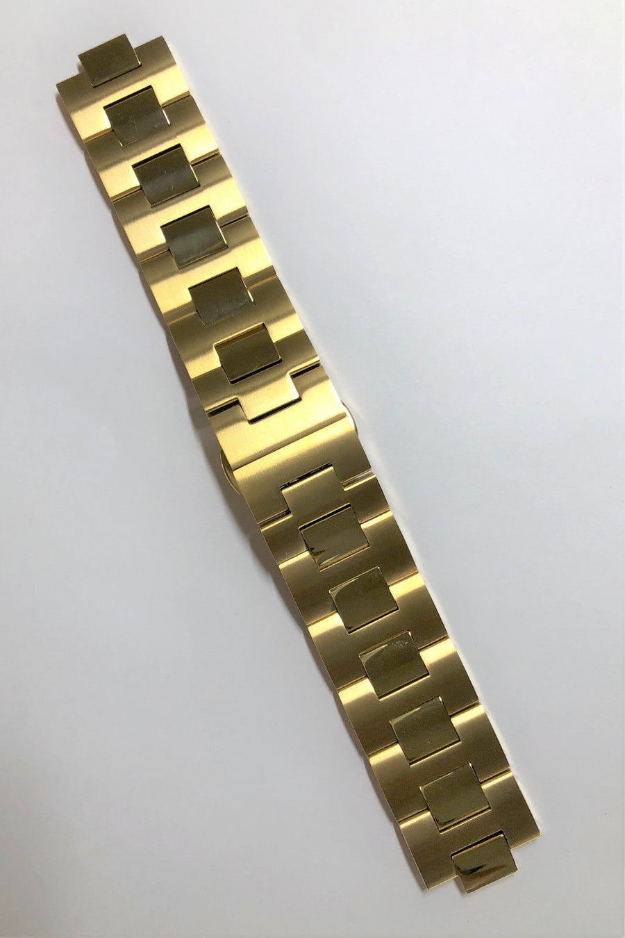 Movado BOLD 22mm MB-01-1-34-6156 Yellow Gold Metal Watch Band