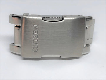Citizen Steel Deployment Buckle Clasp For H800-S080606
