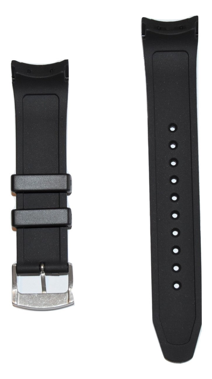 Citizen AR Men's Drive Black Rubber Band Strap for Watch AW1151-04E