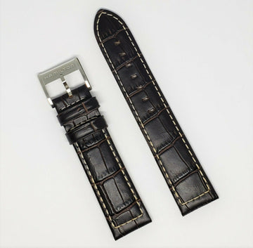 Hamilton 21mm H776120 Brown Leather Watch Band
