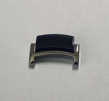 Rado Centrix Black / Silver Watch Link Fits Bracelet # 04668 or 04742