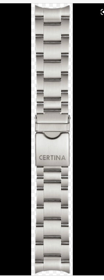 CERTINA DS Action Diver C013427A Steel Watch Band Bracelet