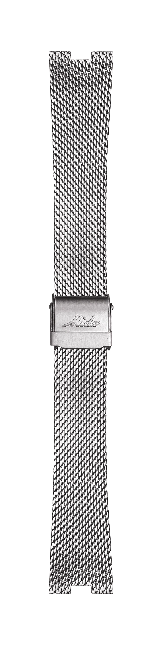 MIDO Commander 3880 Silver Mesh Watch Band Bracelet