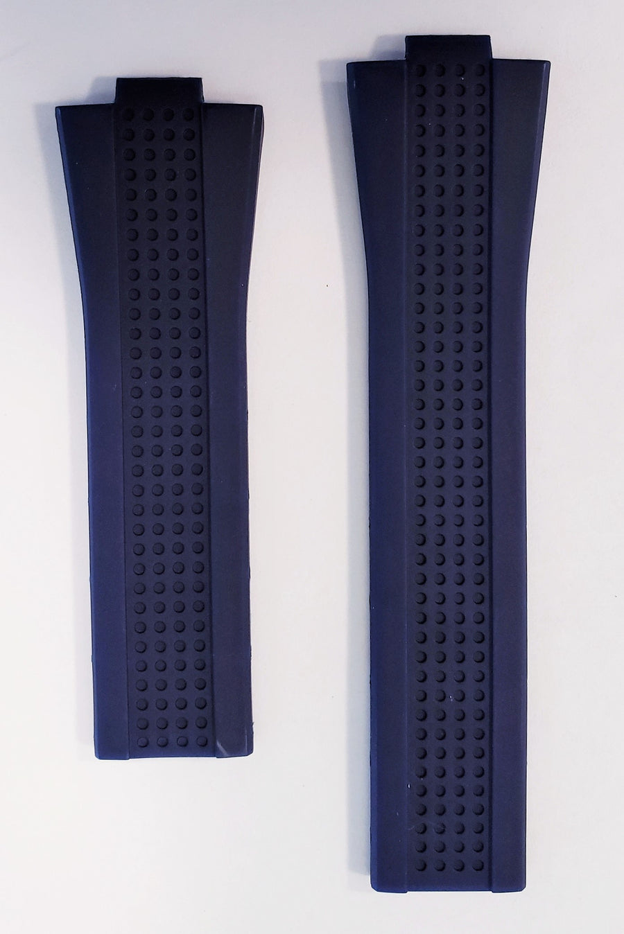 MIDO Ocean Star M002617A Blue Rubber Watch Band