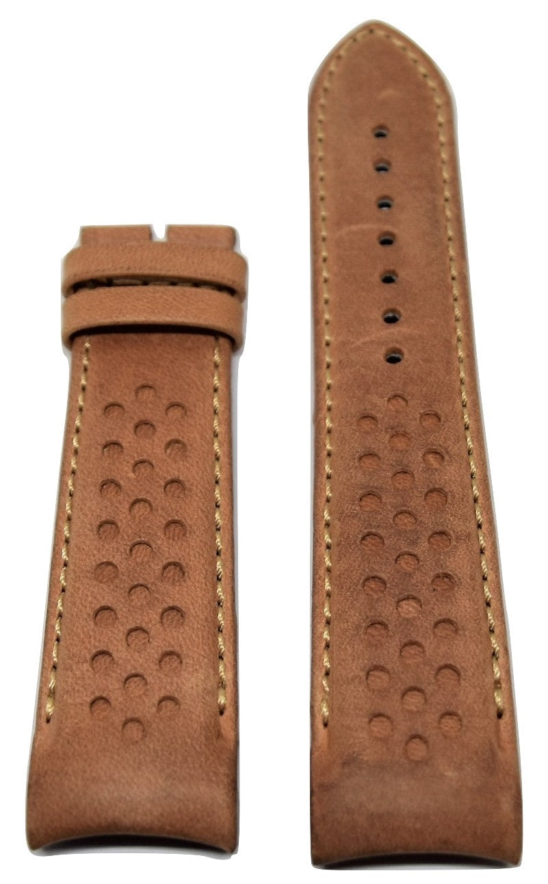 MIDO Multifort 23mm Brown Leather Band Strap For Model: M025627A