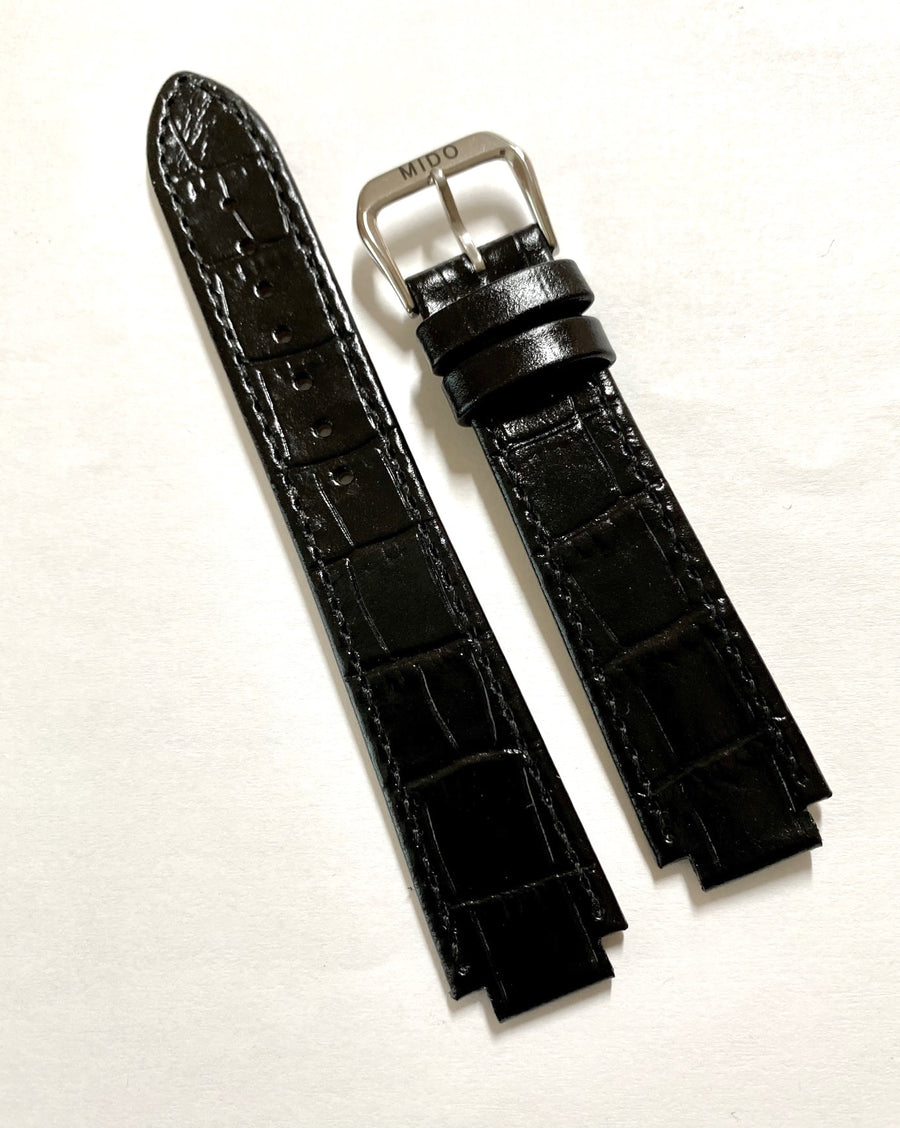 MIDO M1130A BLACK WATCH BAND