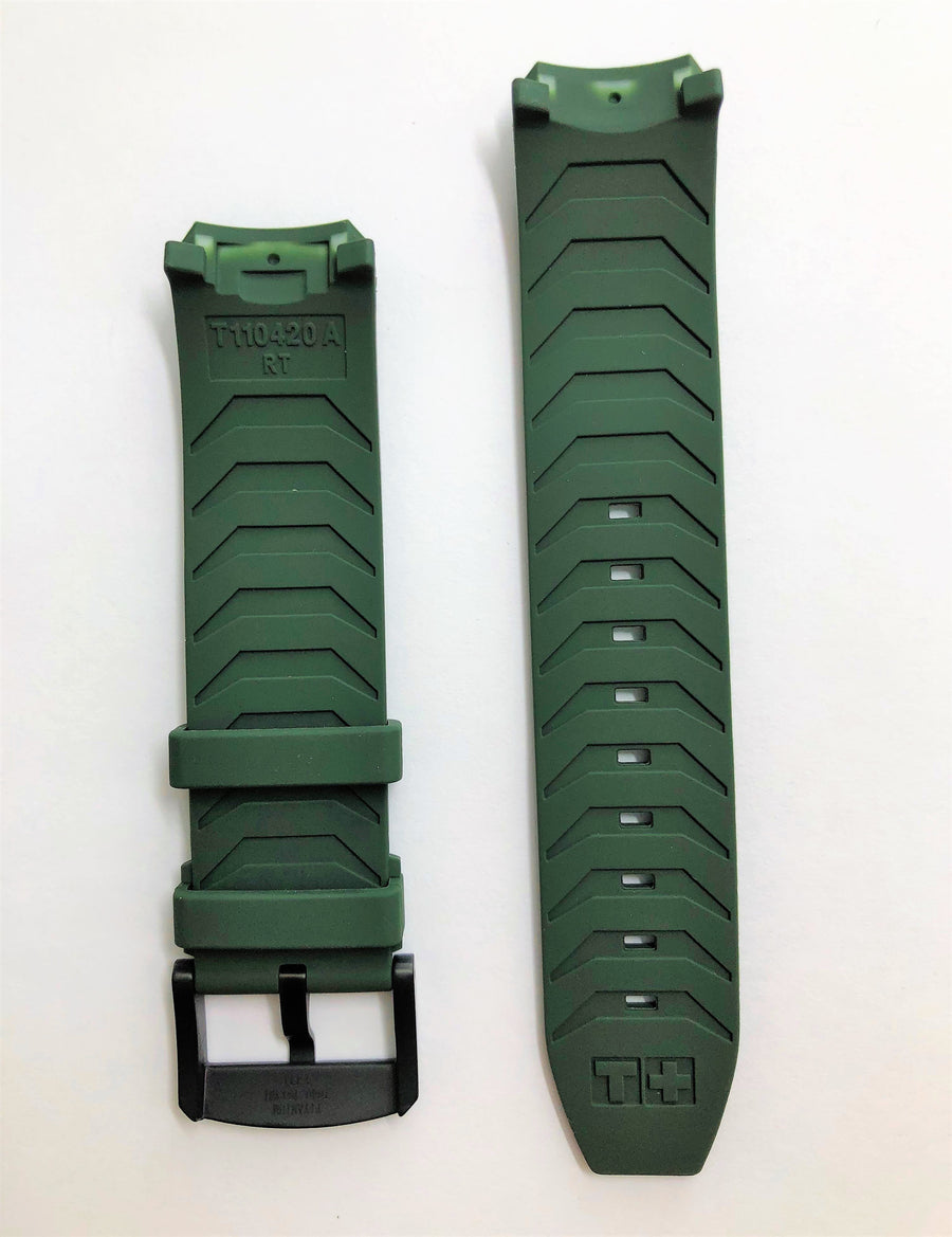 Tissot T091420 A T-Touch Expert SOLAR Green Watch Band