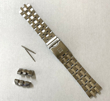 Tissot PRC 200 T055427A 23mm Stainless Steel Watch Band Bracelet