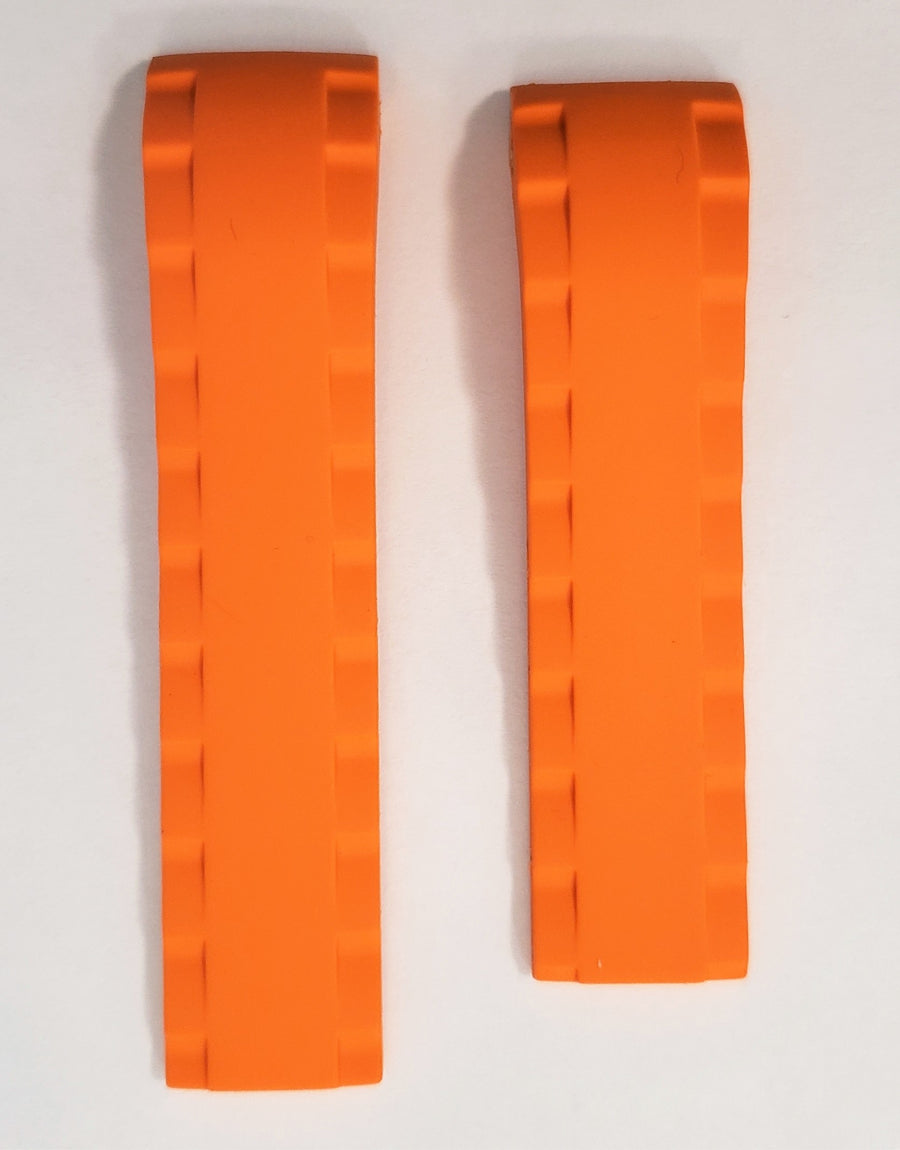 Tissot Sea-Touch Model: T026420A Orange Rubber Watch Band