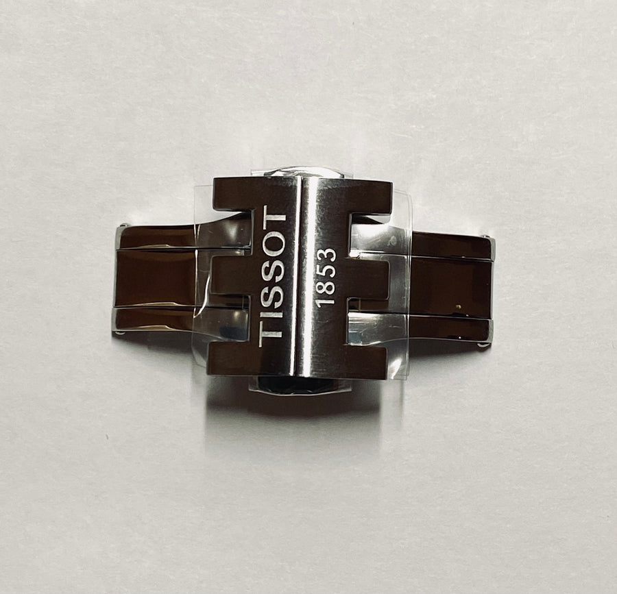 Tissot T005.517A Steel Watch Clasp Buckle - WATCHBAND EXPERT