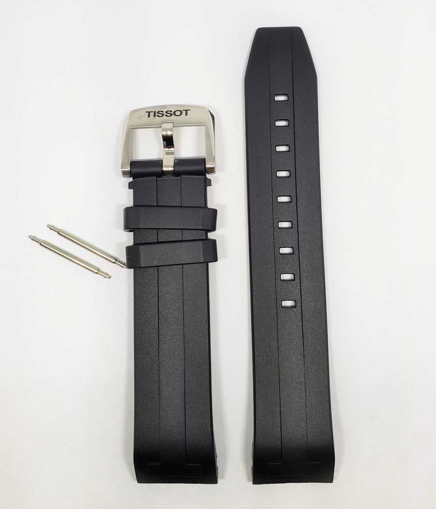 Tissot Seastar Model: T120407A Black Rubber 21mm Watch Band