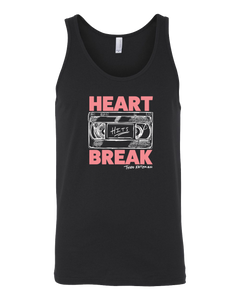 Theo Katzman - Heart Break Hits Black Tank Top