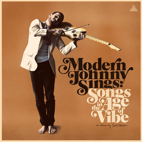 Theo Katzman - Modern Johnny Sings: Songs in the Age of Vibe CD