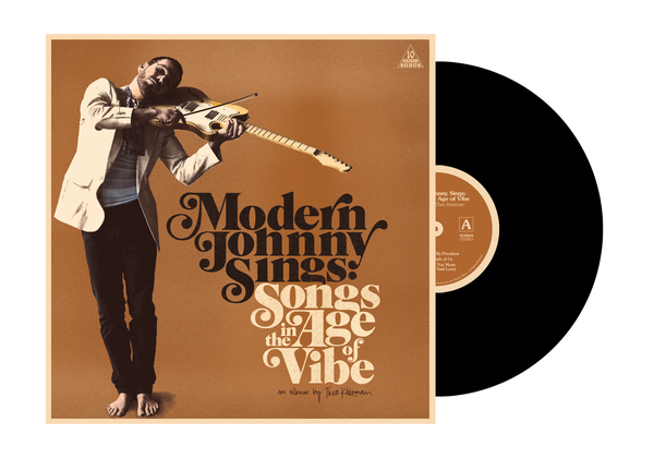 Theo Katzman - Modern Johnny Sings: Songs in the Age of Vibe (Vinyl)