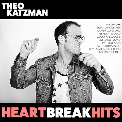 THEO KATZMAN | Heartbreak Hits CD