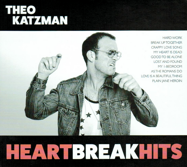 THEO KATZMAN | Heartbreak Hits Vinyl