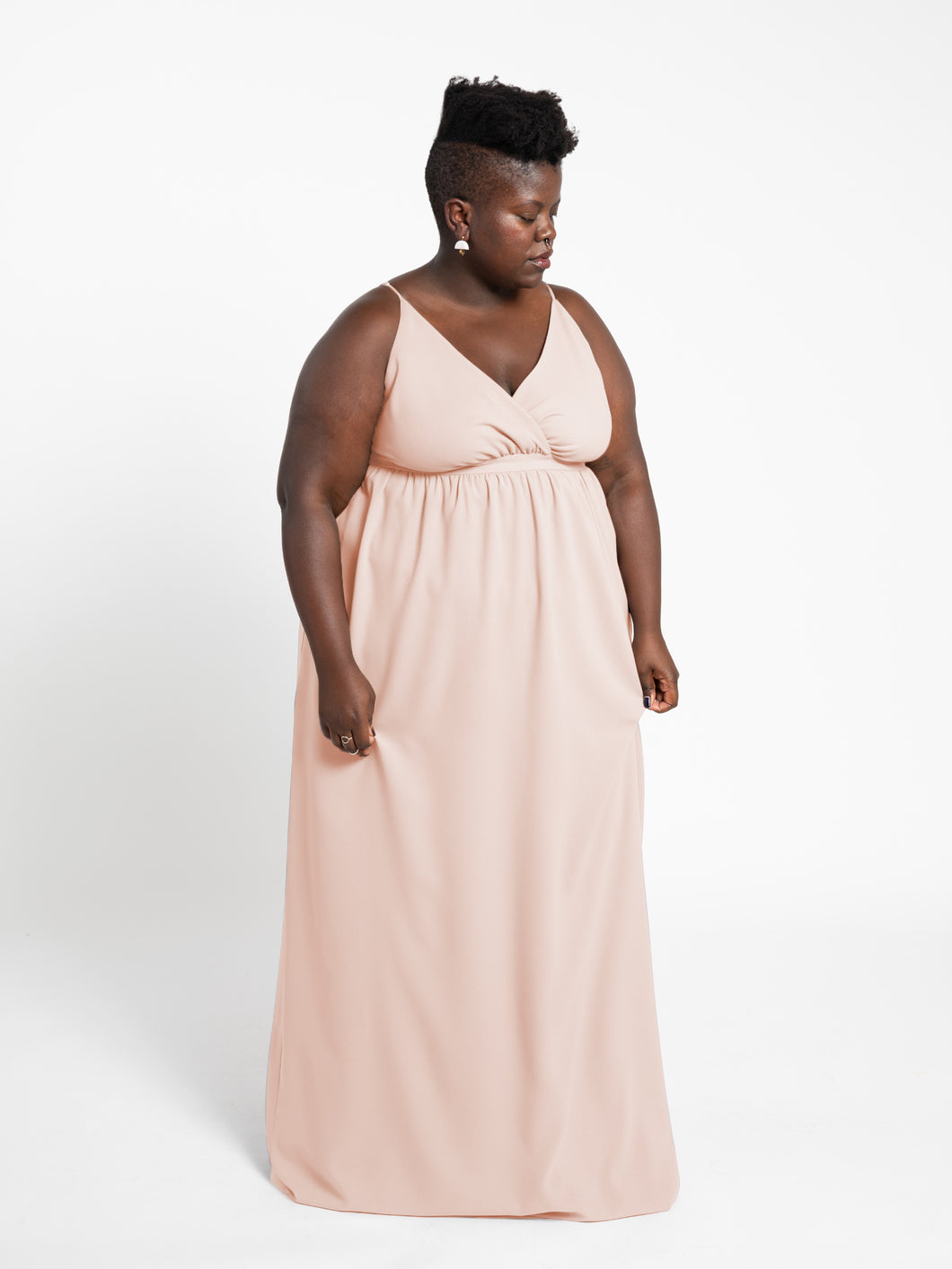 Georgia Curve Dress