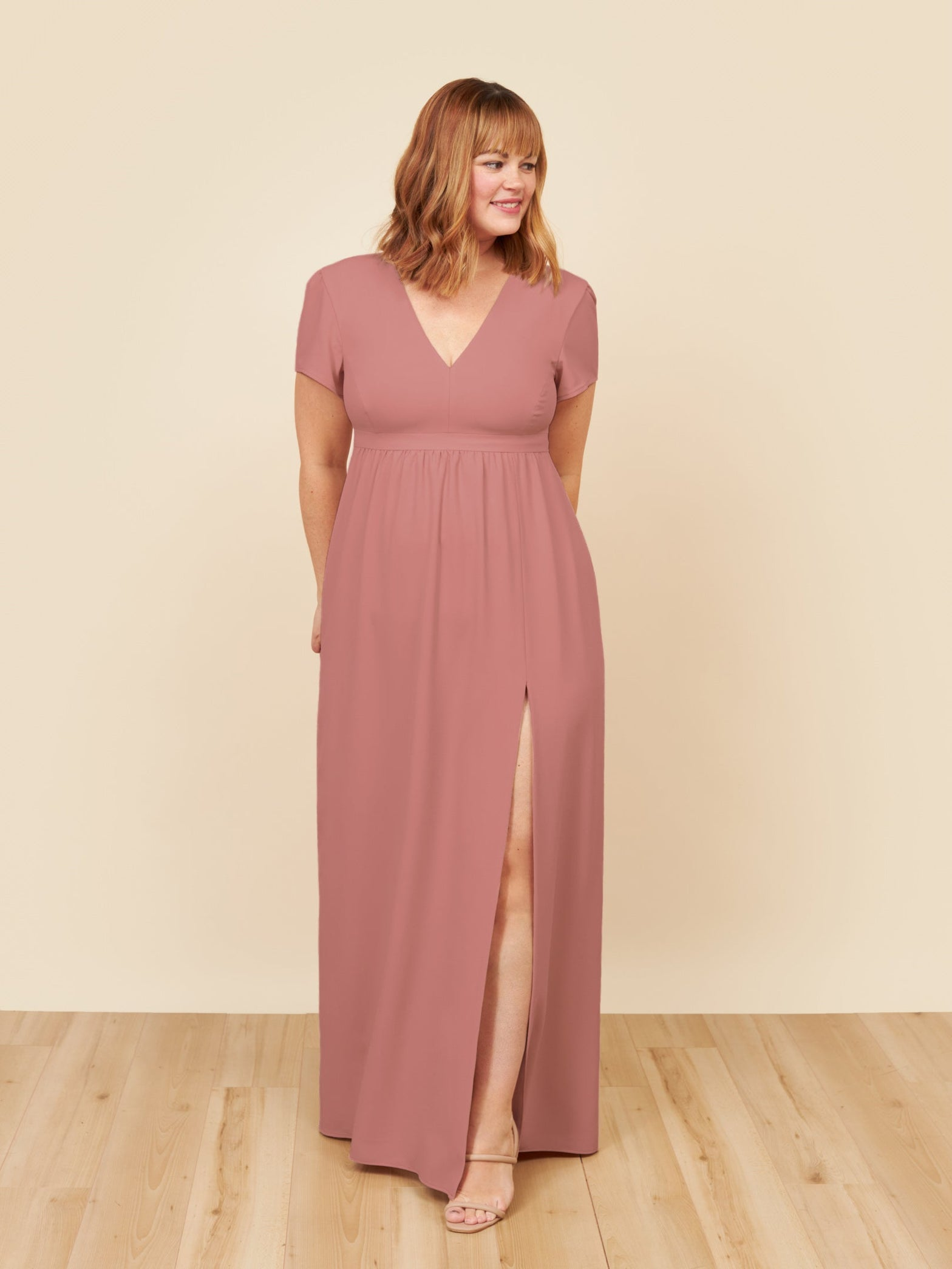 Bloor Curve Dress