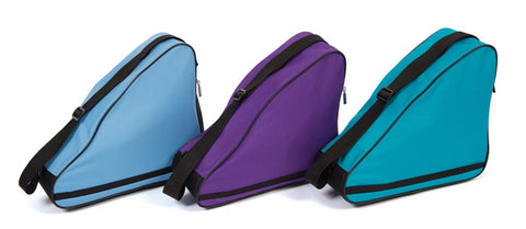 Solid Color Single Pair Skate Bag