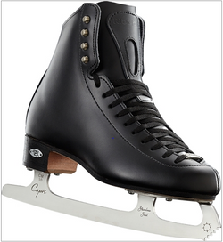 Riedell 23Blk Stride Black