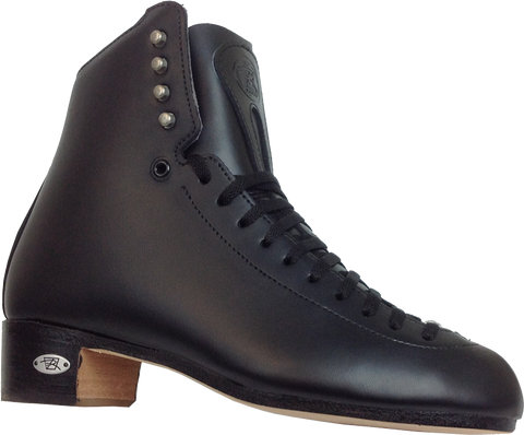 Riedell 229BlkNB Edge Boot only