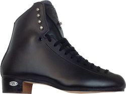 Riedell 25 Motion Black Boot Only