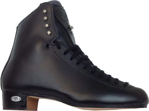 Riedell 255 Motion Black Boot Only