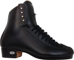 Riedell 43Blk Bronze Star Black
