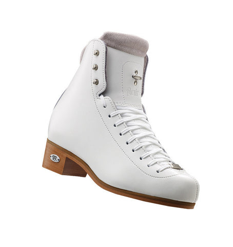 Riedell 910 Flair White, Boot Only
