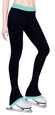 NY2 Color Waist Band Leggings NY2-P10102-Adult