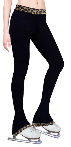 NY2 Color waist band leggings NY2-P10102-Child Large