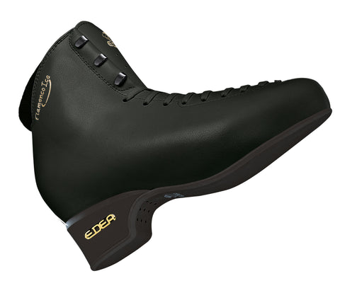 Edea Men's Flamenco Ice EFIBK Black