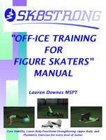 Sk8Strong Off-Ice Training for Figure Skaters Manual