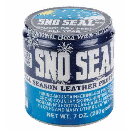 Sno-Seal Water Proofing