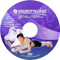 SK8Strong Core Stability Training DVD