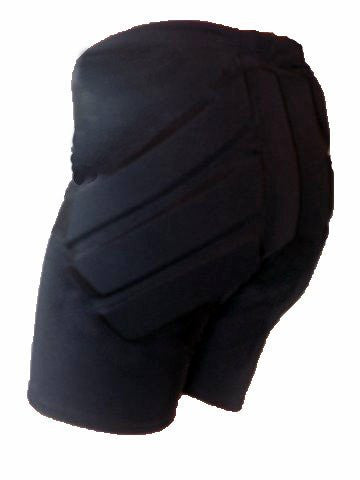 Silver Lining Padded Shorts SLBS Black