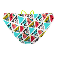 Load image into Gallery viewer, Watermelon Prism Waterpolo Brief