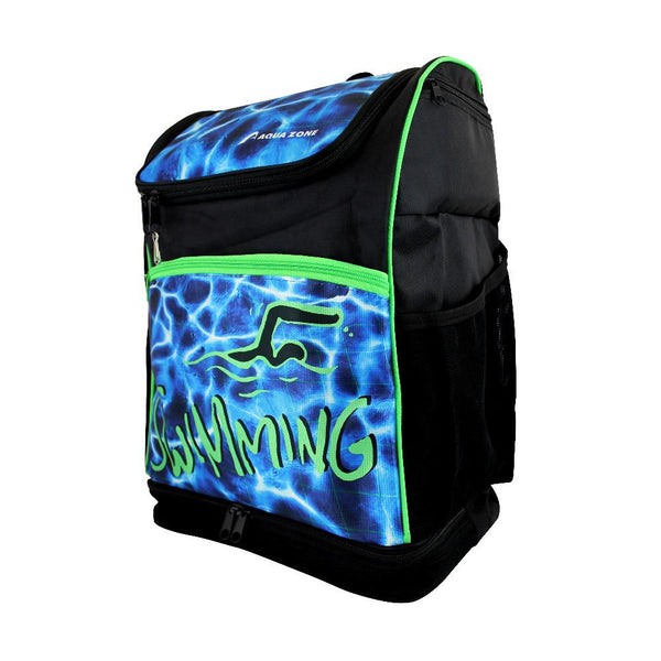 Back Pack Swimming