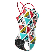 Load image into Gallery viewer, Watermelon Prism Skinny Strap
