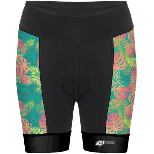 Orange Leafs - Shorts de ciclismo - Aquashop