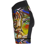 Pop Face - Shorts de ciclismo - Aquashop