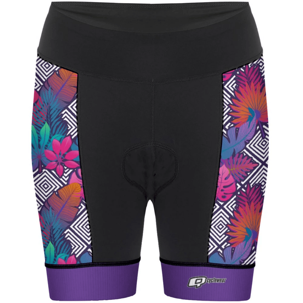 Pink Hawaii - Shorts de ciclismo - Aquashop